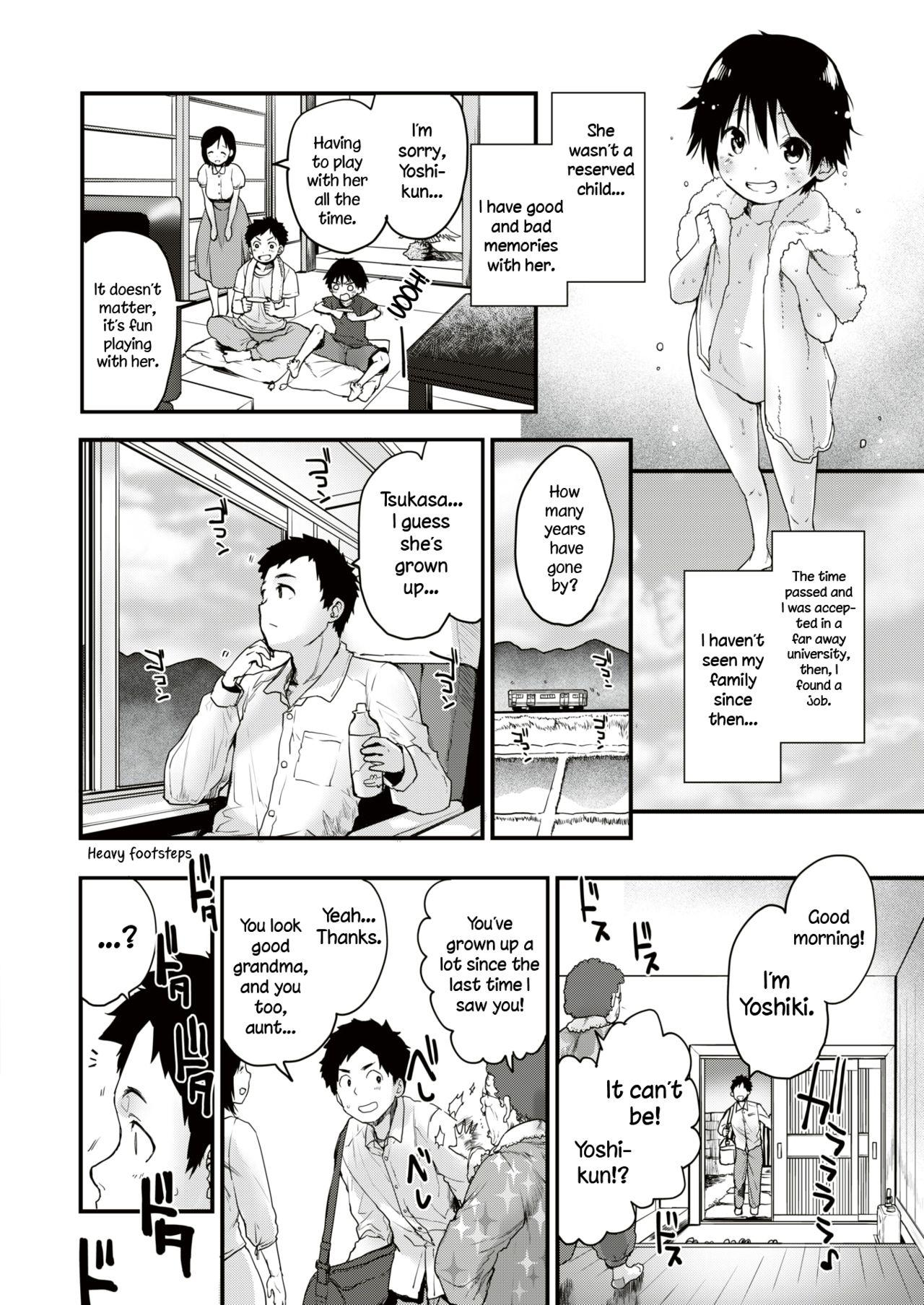 [Mozu] Mebae no Natsu - Virginal Summer Love | Summer Flower  - Virginal Summer Love (COMIC Kairakuten BEAST 2019-08) [English] [Dou-Hen FS] [Digital] 1