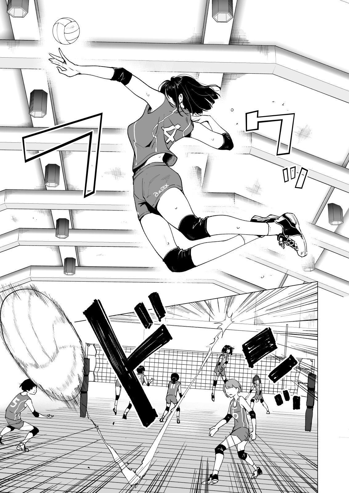 Seikan Massage ni Hamatte shimatta Volley-bu Joshi no Hanashi 7