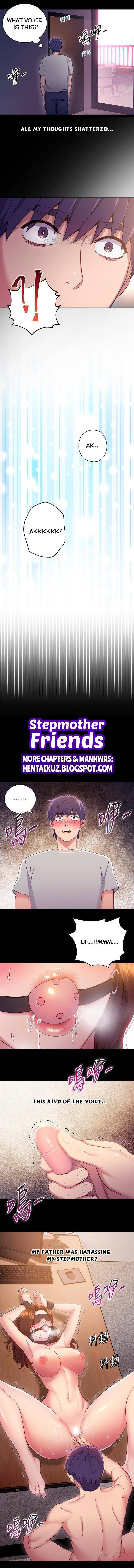 [Neck Pilllow] Stepmother Friends Ch.39/? [English] [Hentai Universe] NEW! 13/10/2020 101