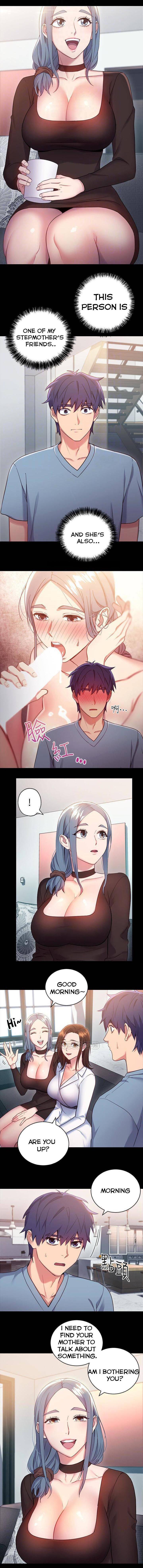 [Neck Pilllow] Stepmother Friends Ch.39/? [English] [Hentai Universe] NEW! 13/10/2020 106