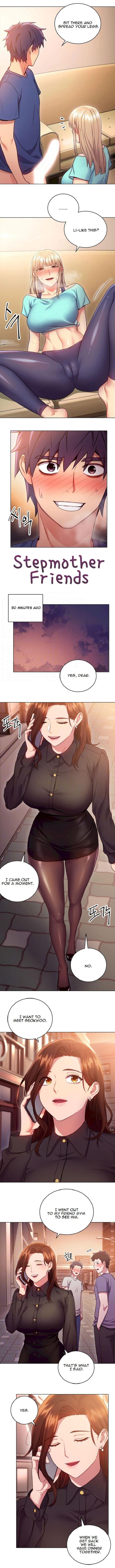 [Neck Pilllow] Stepmother Friends Ch.39/? [English] [Hentai Universe] NEW! 13/10/2020 169