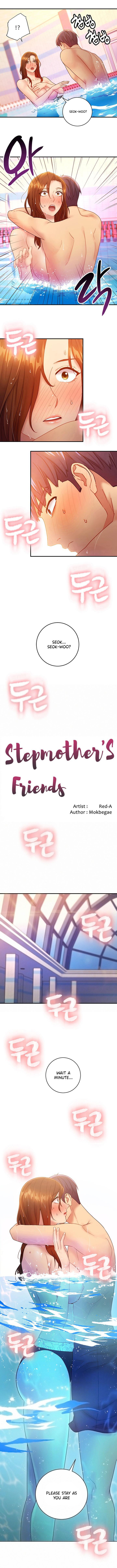 [Neck Pilllow] Stepmother Friends Ch.39/? [English] [Hentai Universe] NEW! 13/10/2020 317
