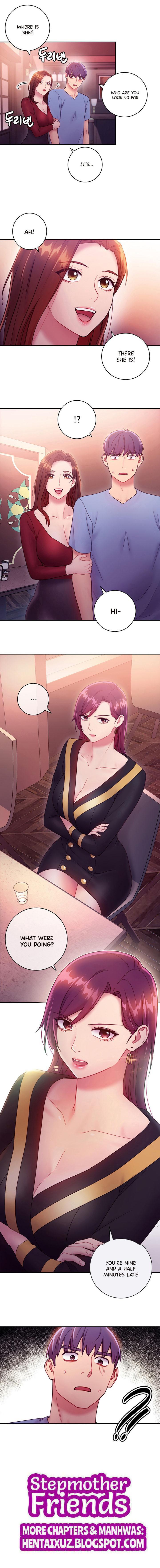 [Neck Pilllow] Stepmother Friends Ch.39/? [English] [Hentai Universe] NEW! 13/10/2020 326