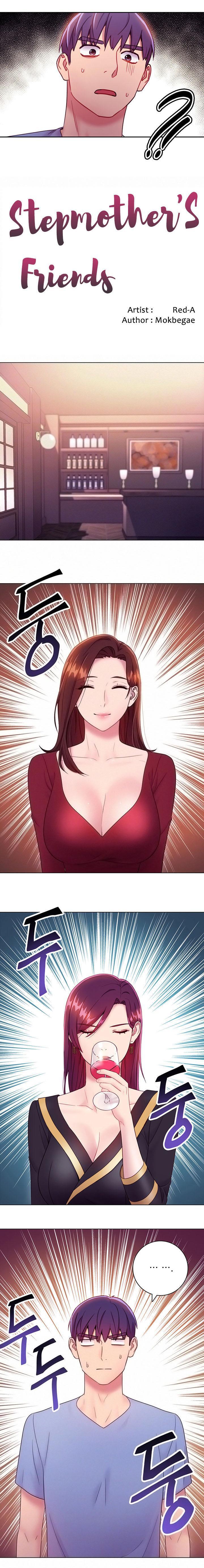 [Neck Pilllow] Stepmother Friends Ch.39/? [English] [Hentai Universe] NEW! 13/10/2020 327