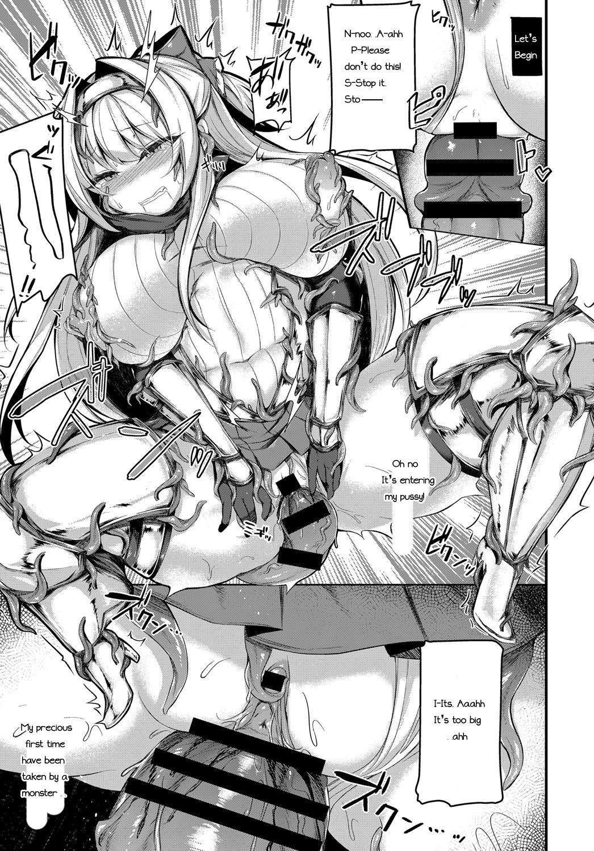 Etsuda no Kishi Shinoa 10
