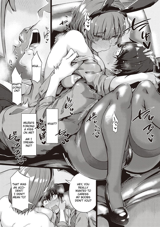 Koisuru Usagi wa Abare Chichi 8