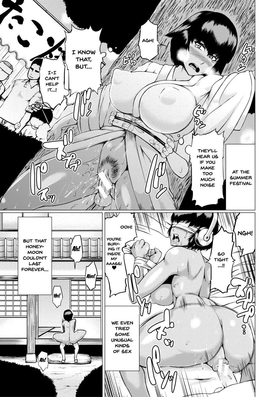 [Kizaru] HIDA-SHIBORI -Monmon Muchi Oba Body- | The Meat Wall Squeeze -With Thick Milf Bodies- [English] {Doujins.com} [Digital] 19