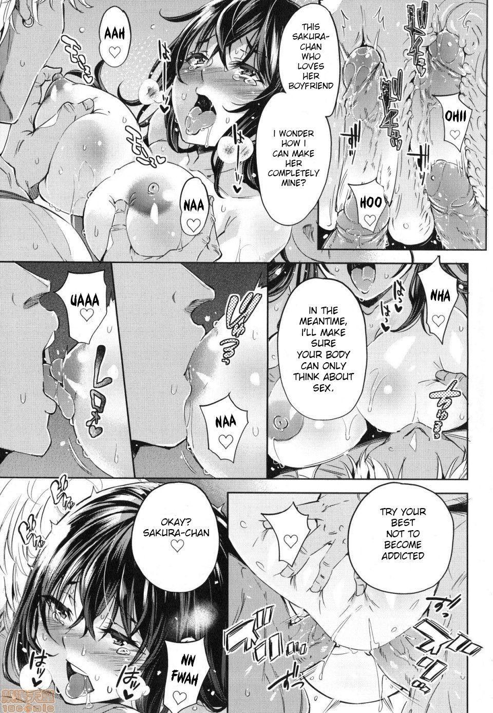 [Musenmai] Gyaru-oh Chinchin ni Katenakatta Kanojo | The Girl Who Couldn't Win Against The Gyaru-oh Dick (Ochinchin ni Makete shimatta Onnanoko-tachi) [English] [Decensored] 20