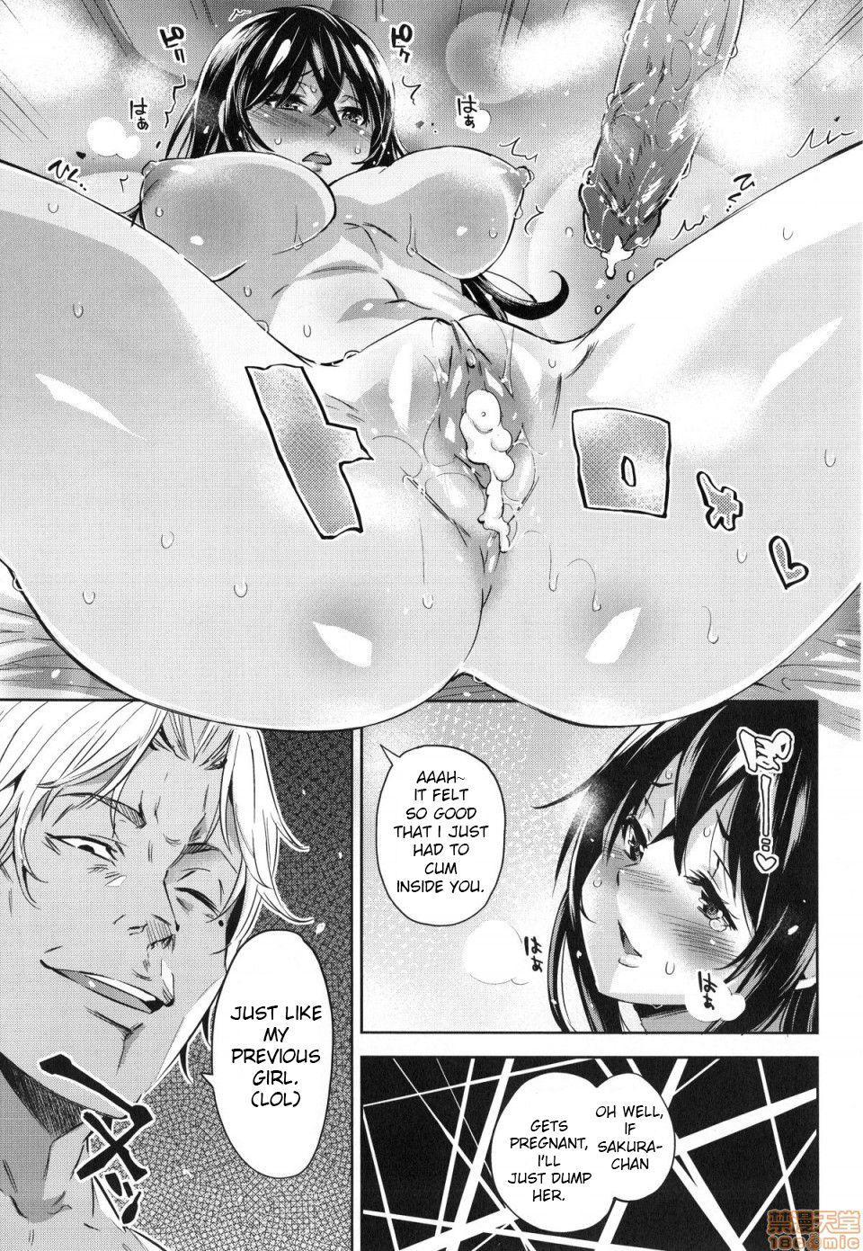 [Musenmai] Gyaru-oh Chinchin ni Katenakatta Kanojo | The Girl Who Couldn't Win Against The Gyaru-oh Dick (Ochinchin ni Makete shimatta Onnanoko-tachi) [English] [Decensored] 6