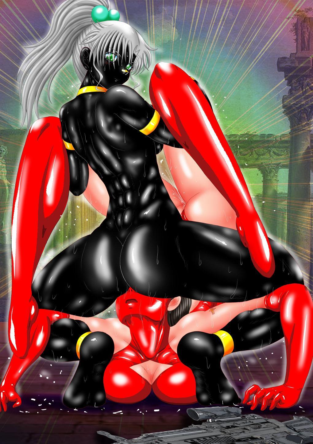 Koutetsu Choujin Black Muscle 51