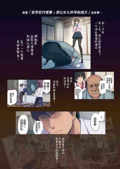 Houkago Dairizuma 2 Boku no Kanojo wa Chichioya ni Tanetsuke Sarete Iru 5