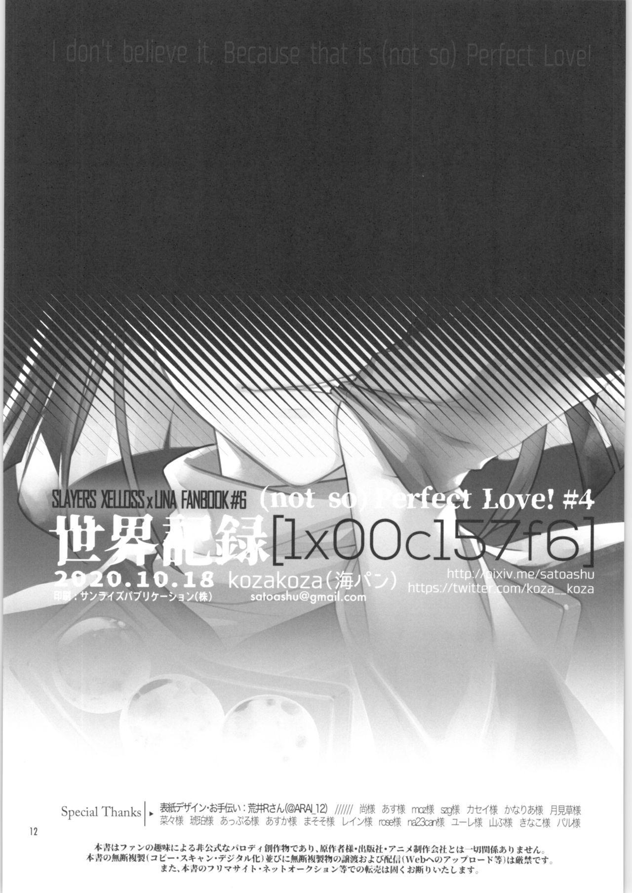 Sekai Kiroku 10
