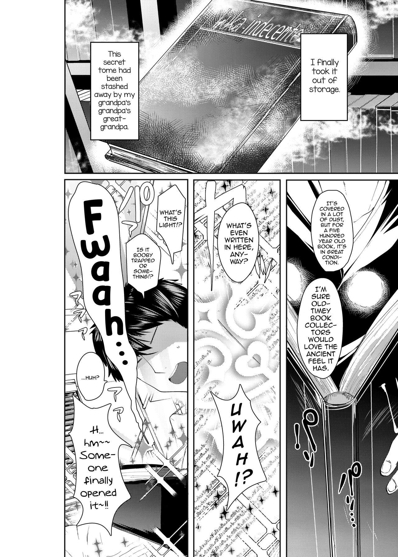 Luka to Nakayoshi Shimasen ka? 2