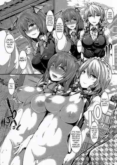 Koakuma Subliminal Zenra 9