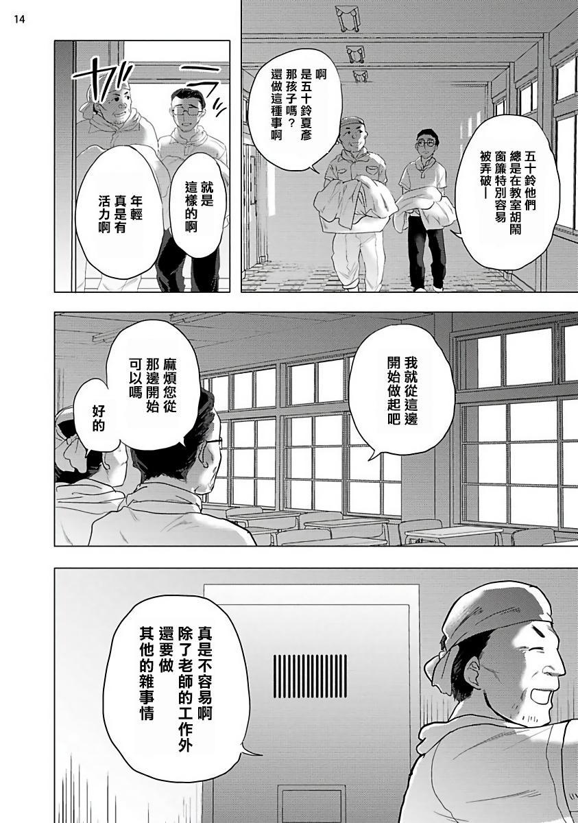 Kurakute Semai Fukai Toko | 幽暗狭窄的深处 1-2 14