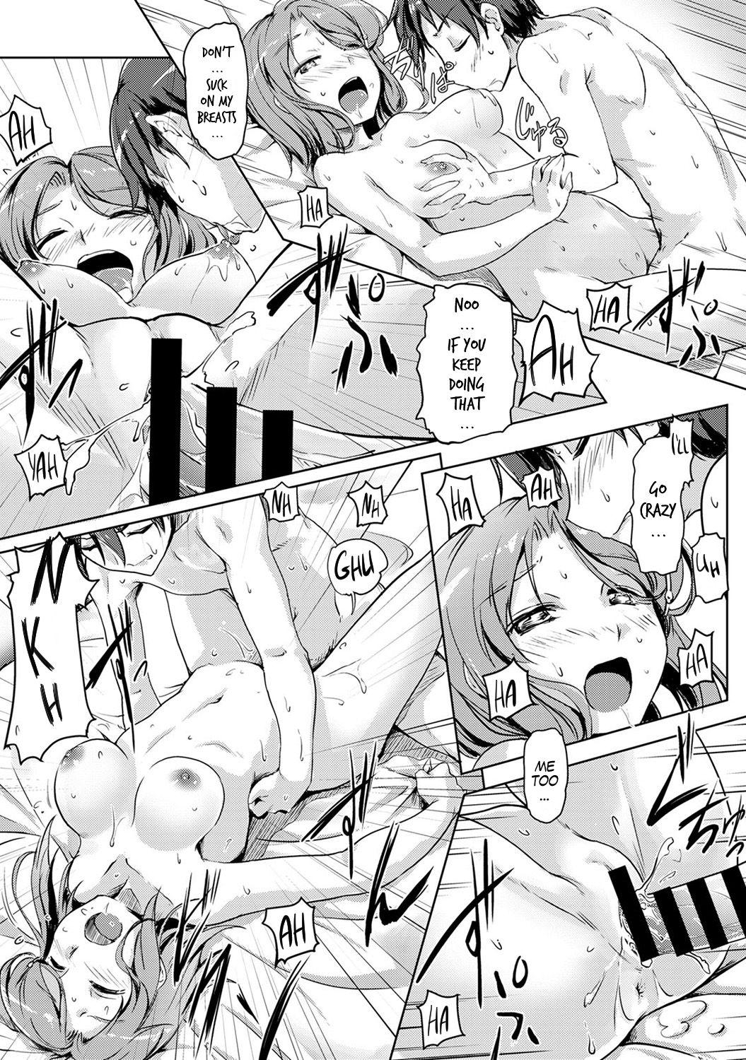 Ecchi Shitara Irekawacchatta!?   We Switched Our Bodies After Having Sex!? Ch. 1 23
