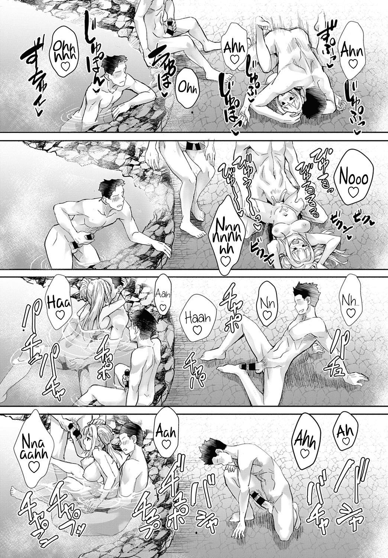 [Wise Speak] Miya-chan no Seigi Koujou Shuugaku Ryokou   Improving Miya-chan's sexual skills☆School Trip (COMIC Anthurium 2020-02) [English] [Thennos Scans] [Digital] 39