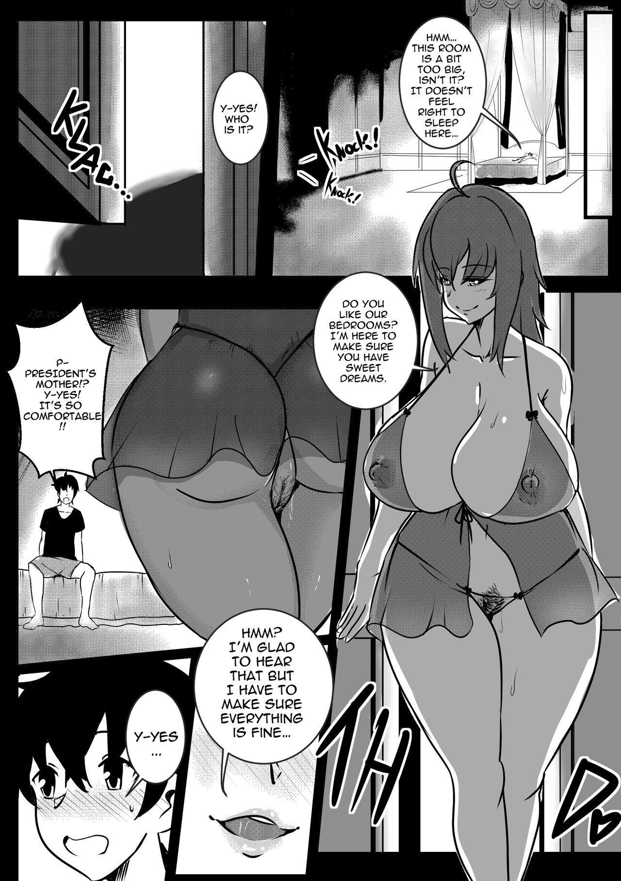 [Merkonig] B-Trayal 23 Venelana (HighSchoolDxD) Uncensored (EN) 4