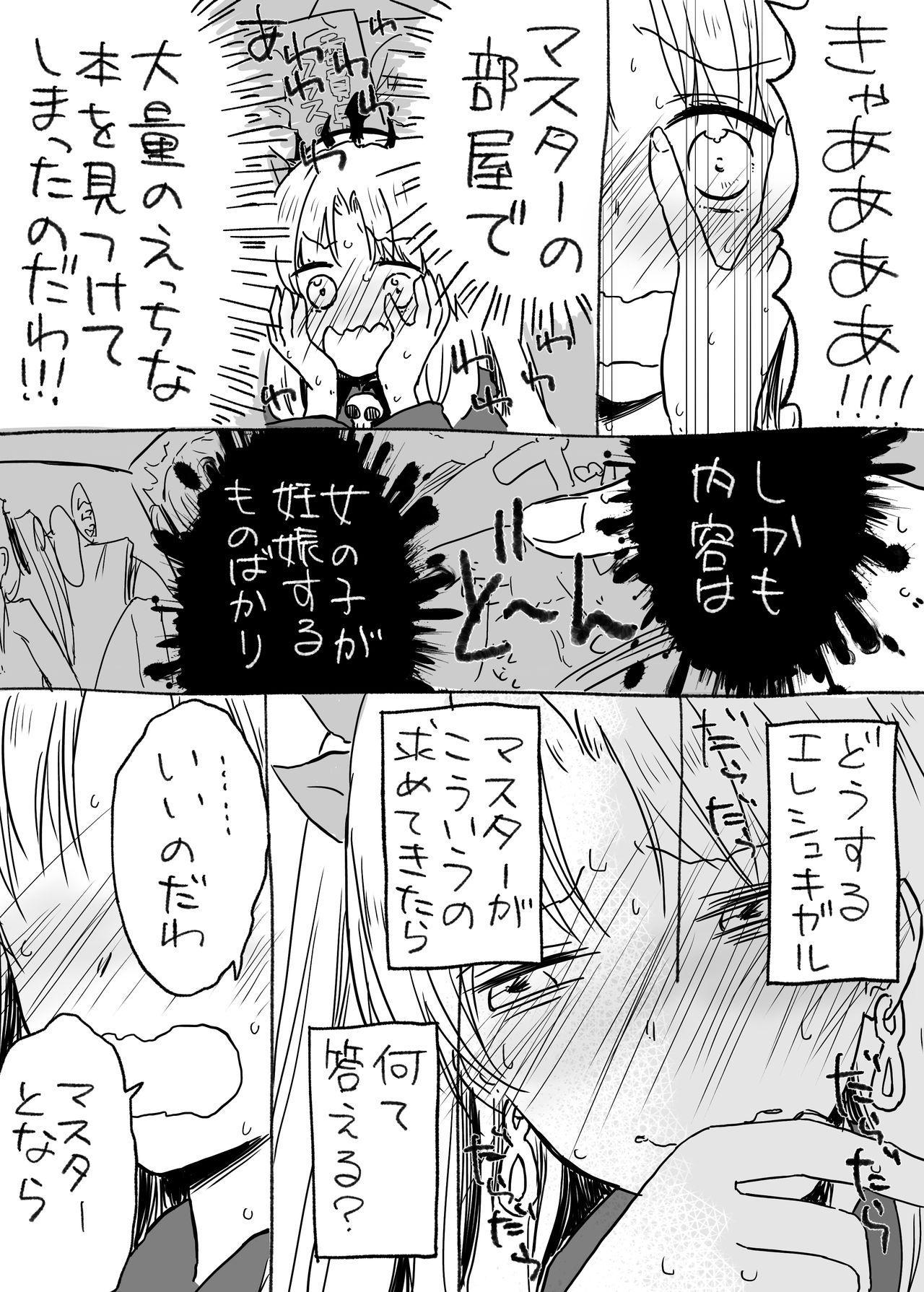 Uchi no Servant ni Haramasex shitaitte Itte mita 6