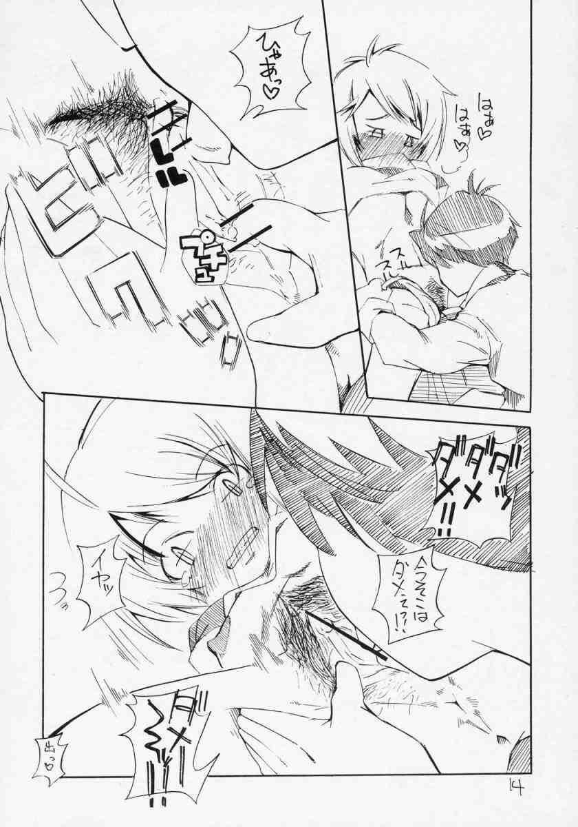 Aru Asa Me ga Sametara, Ningen ni Natta Souseiseki ga Daidokoro ni Tatte ita to Iu Mousou wo Manga ni Shita Hon. 12