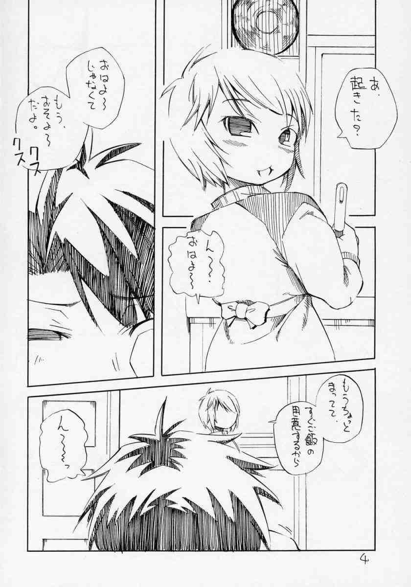Aru Asa Me ga Sametara, Ningen ni Natta Souseiseki ga Daidokoro ni Tatte ita to Iu Mousou wo Manga ni Shita Hon. 2