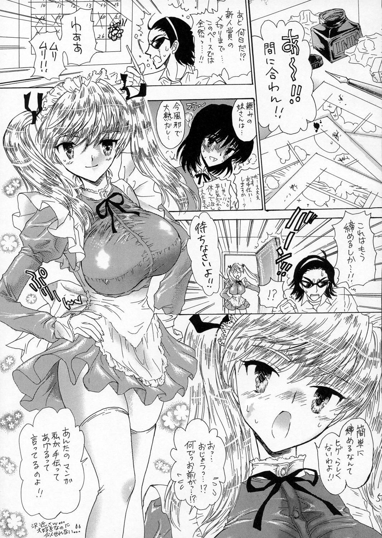 Gakuen Shoujo 3