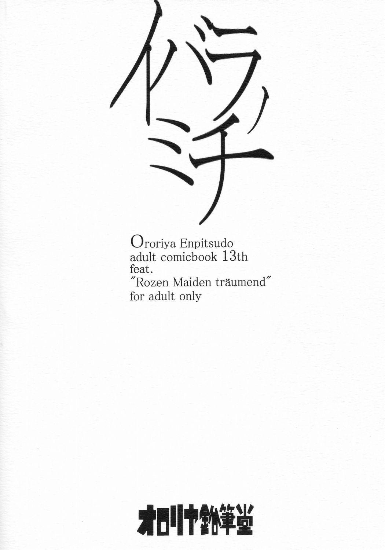 Ibara no Michi | Path of Thorns 21