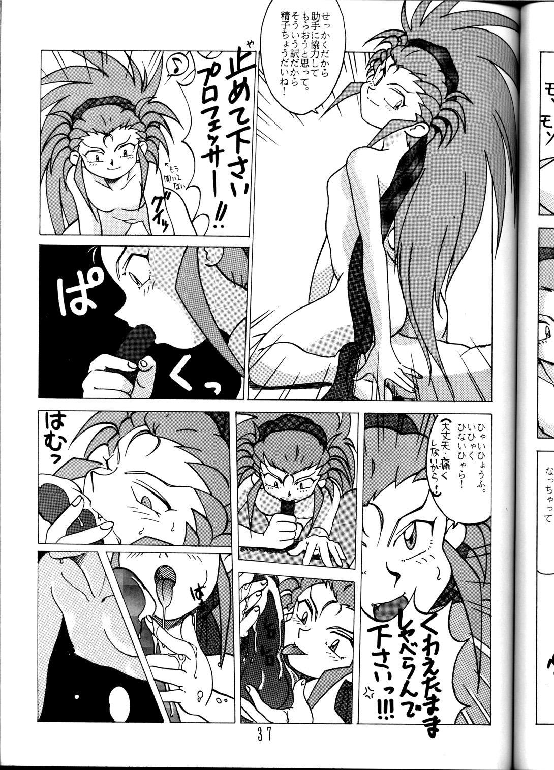 Tenchi Muyou! Sample Vol 6 35