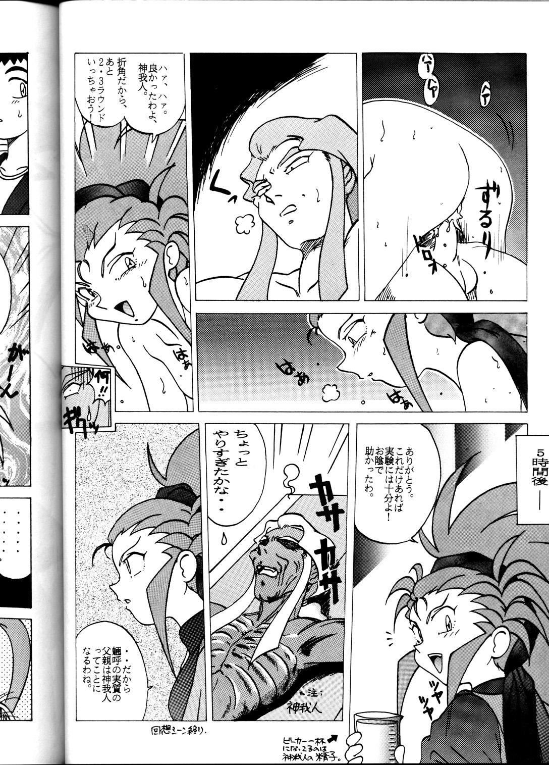 Tenchi Muyou! Sample Vol 6 38