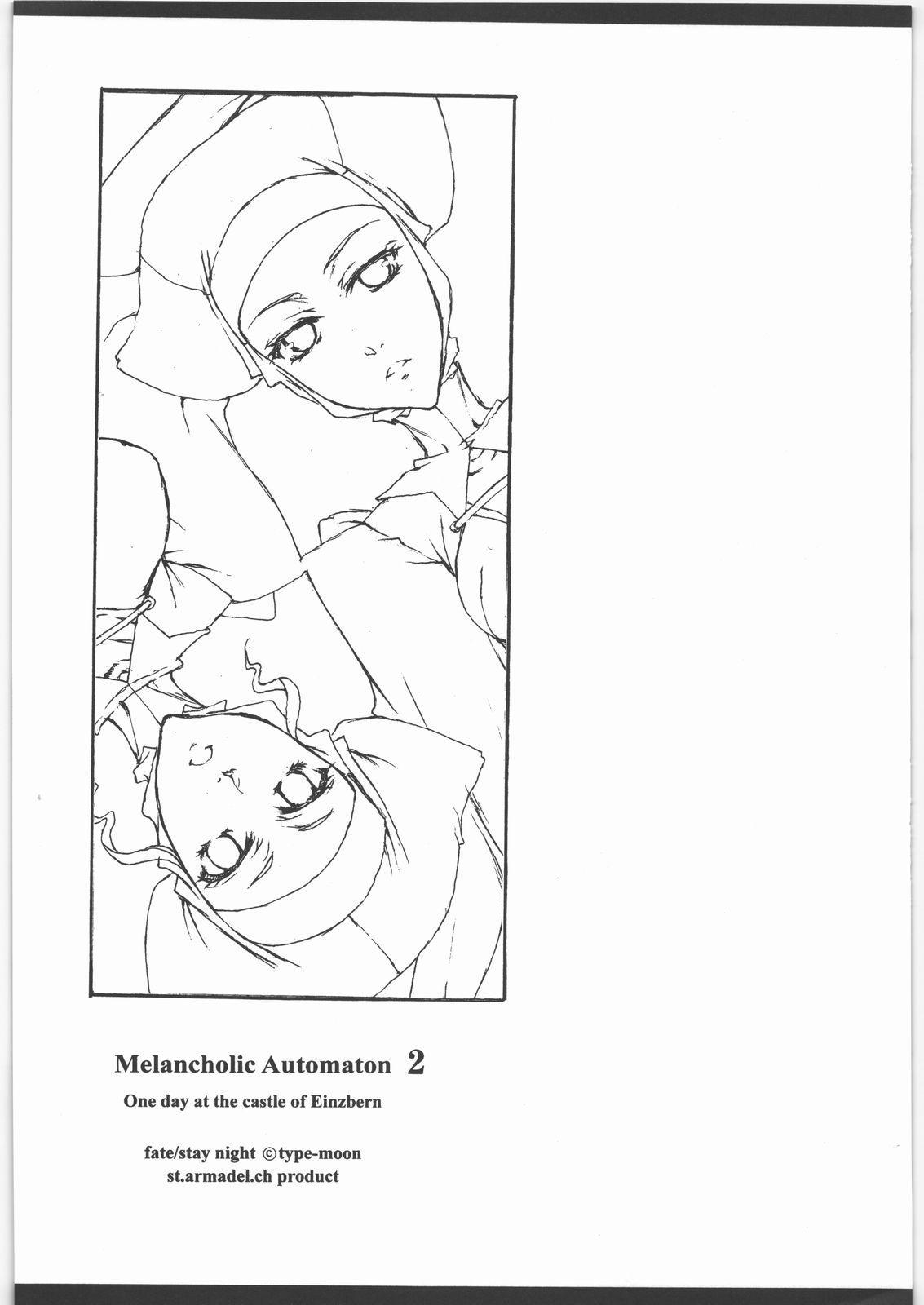 Melancholic Automaton 2 - One day at the castle of Einzbern 17