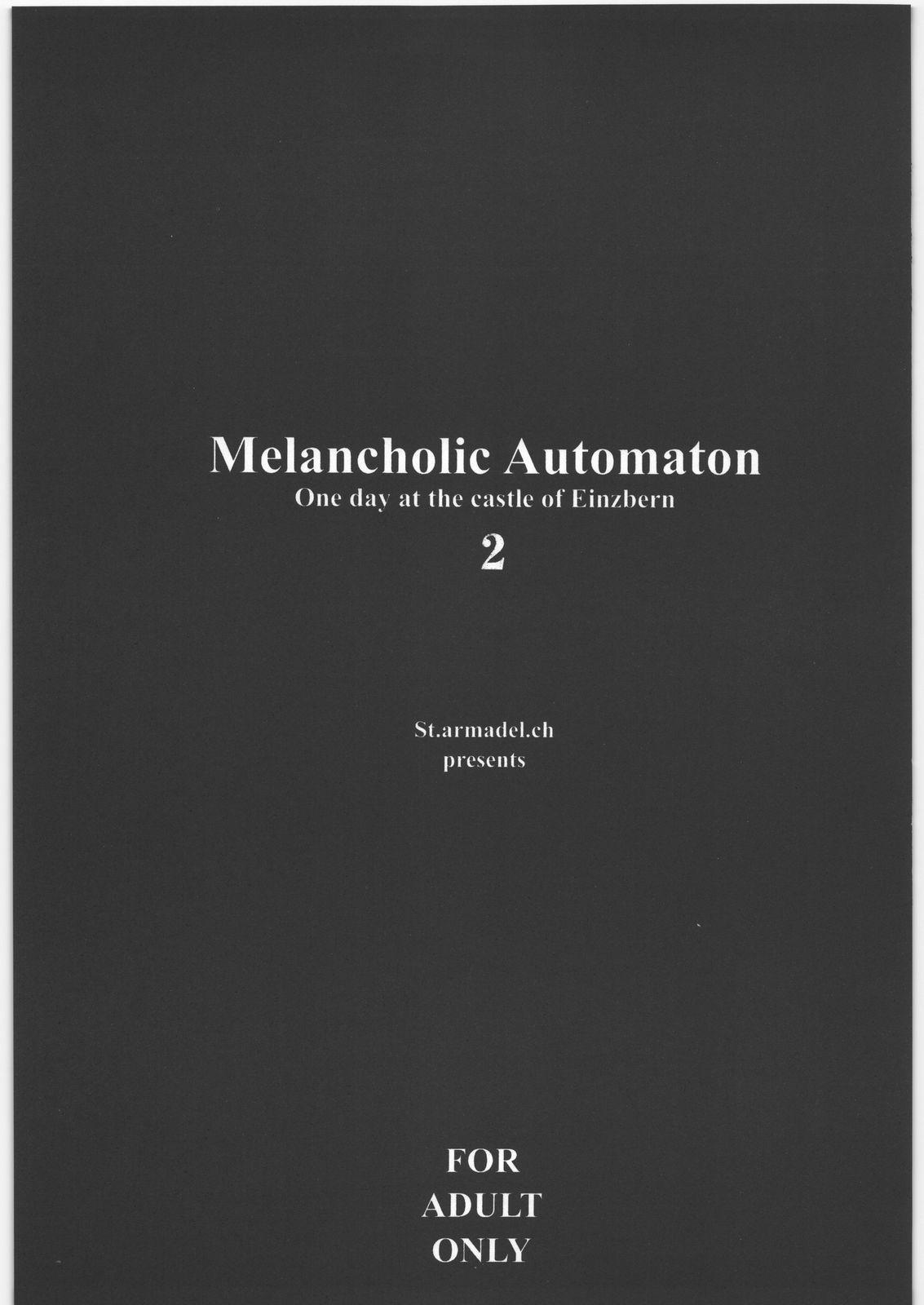 Melancholic Automaton 2 - One day at the castle of Einzbern 1