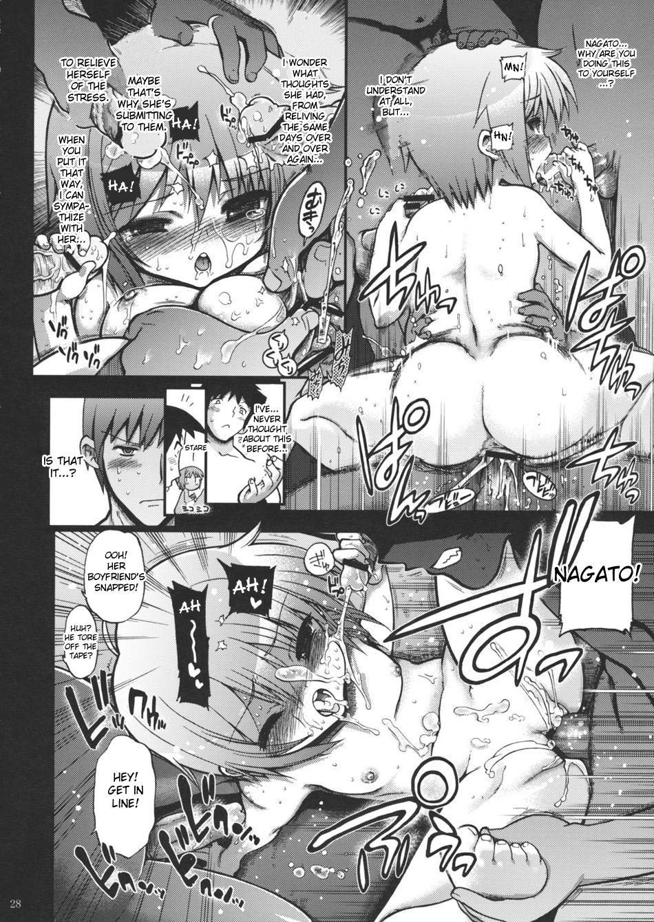 (C76) [Matsumoto Drill Kenkyuujo (Various)] 15513 Kaime no Nagato Yuki (Megane Nashi Ver) | The 15,513th Yuki Nagato (Suzumiya Haruhi no Yuuutsu) [English] [desudesu] 26