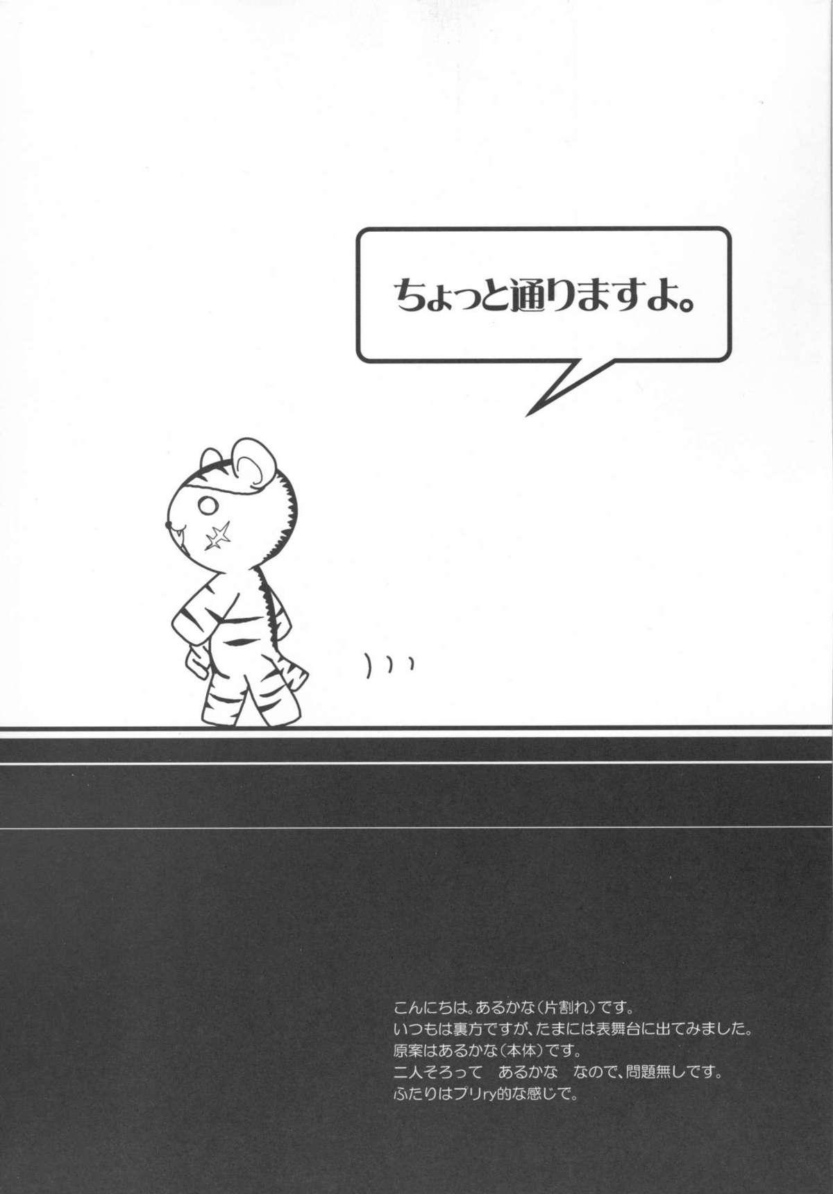 Chotto Toorimasu yo. 2