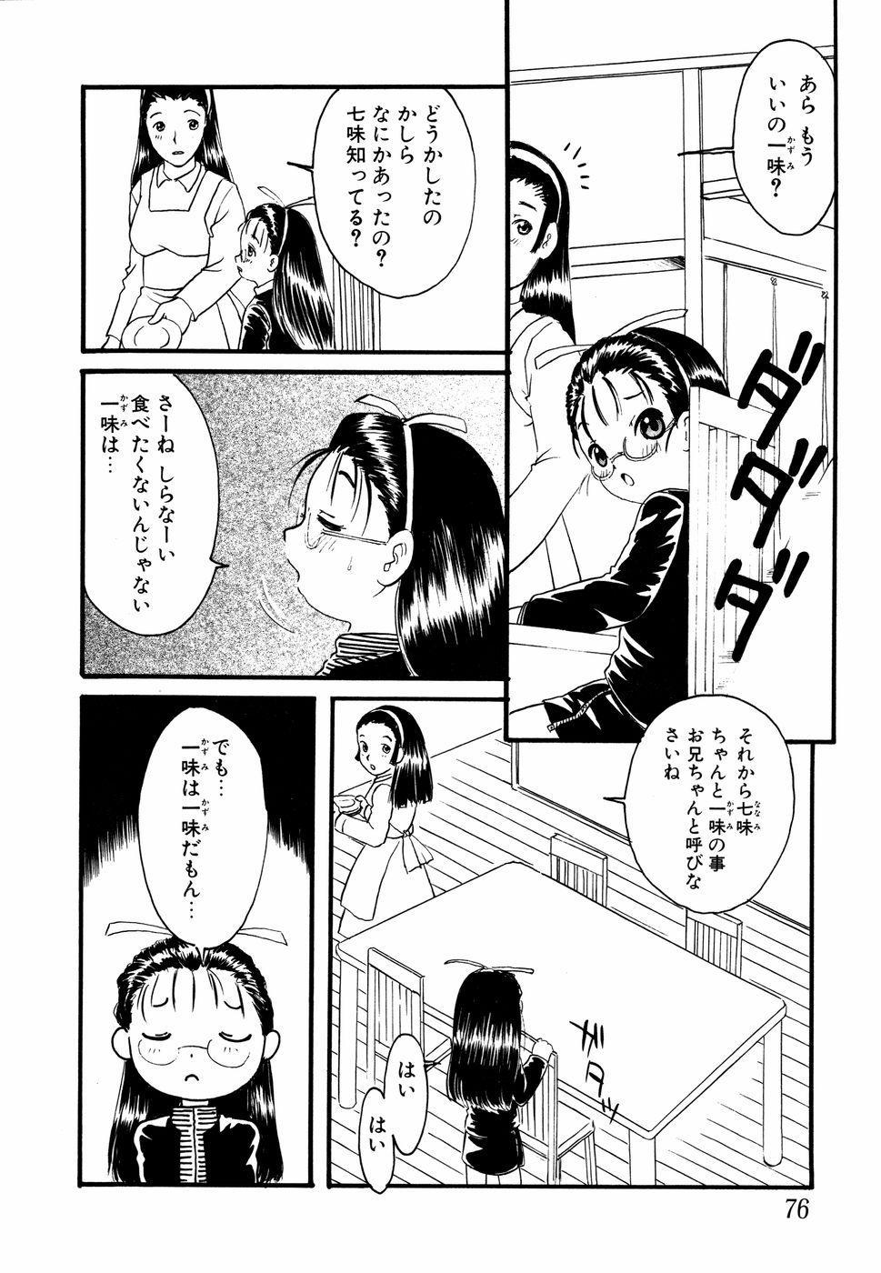 Megane Imouto Ryoujoku 76