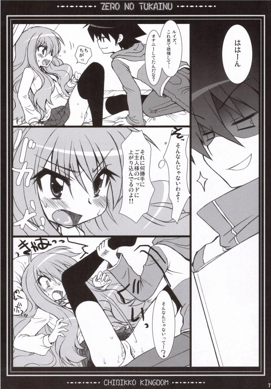 Zero no Tsukainu 9