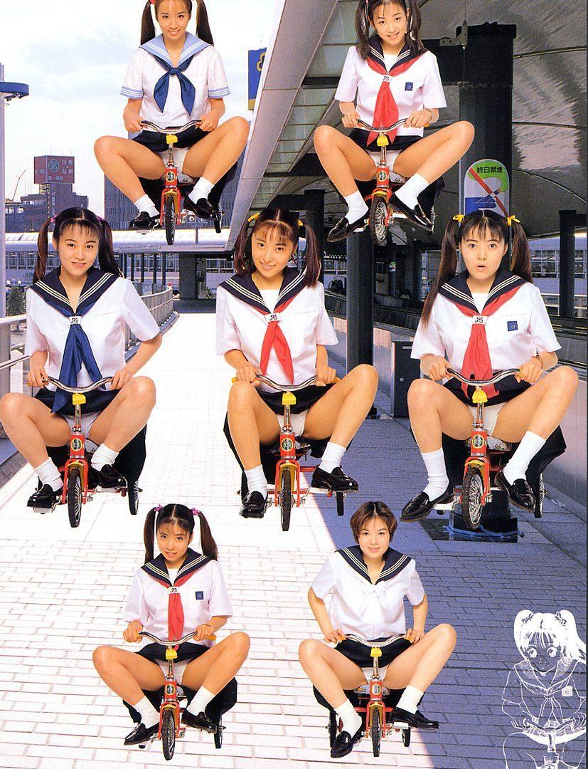 U-Jin x Garo Bishojo Gakuen 102