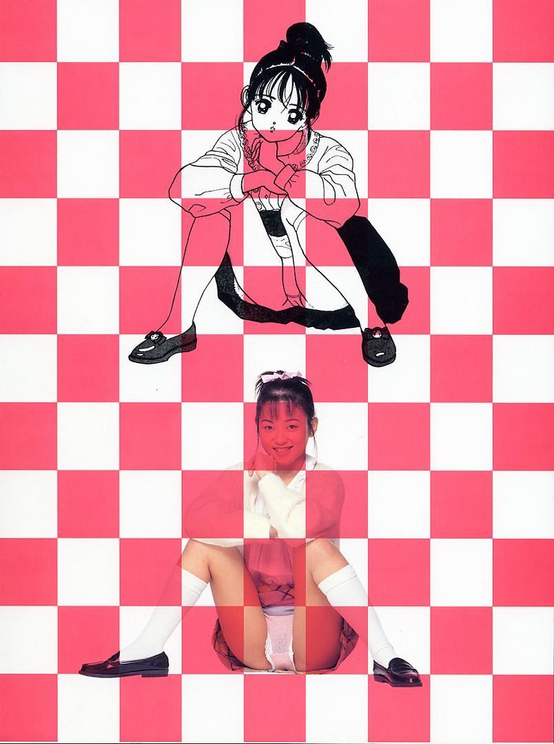 U-Jin x Garo Bishojo Gakuen 15