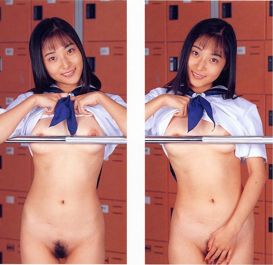 U-Jin x Garo Bishojo Gakuen 76