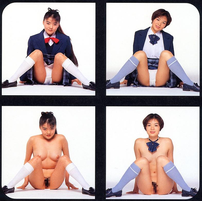 U-Jin x Garo Bishojo Gakuen 82
