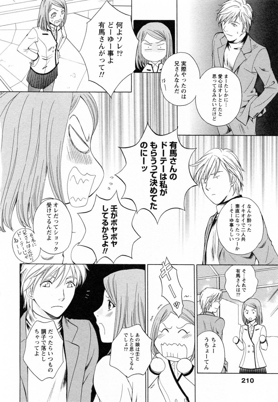F no Megami - Jou 209