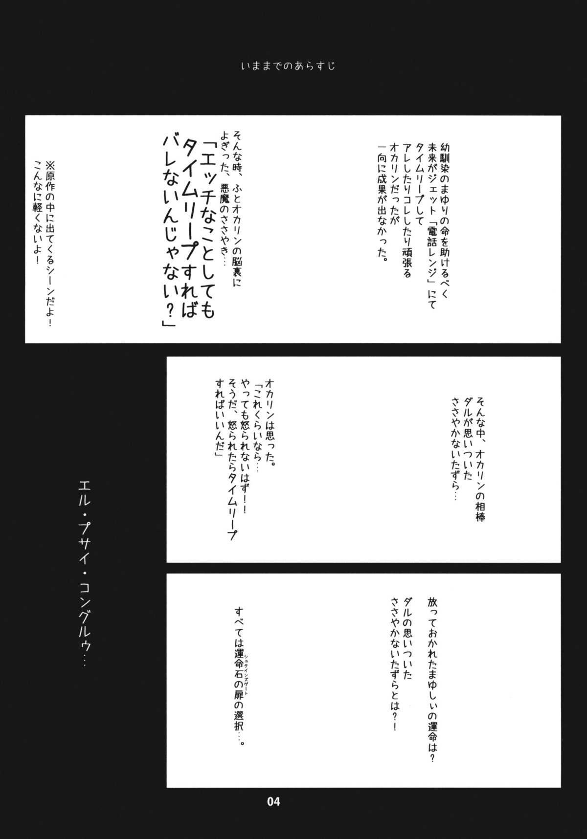 Steins;Gate Sairokubon 2