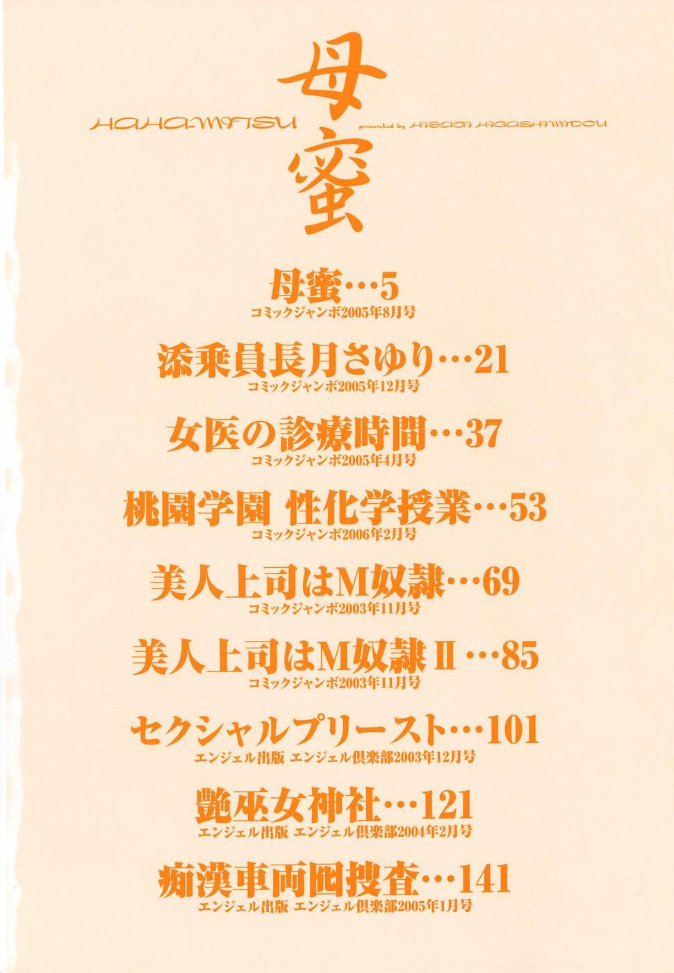 Haha Mitsu 2
