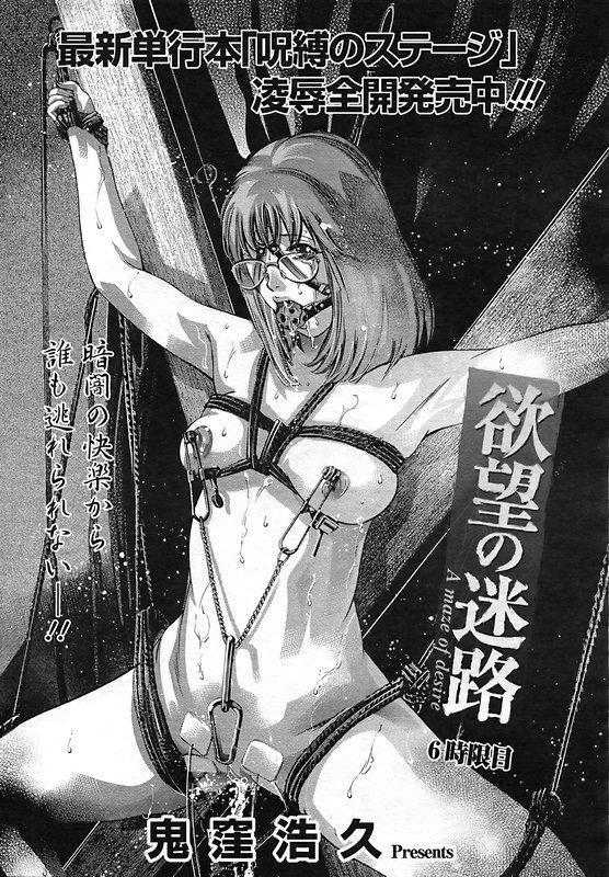 Yokubou no Meiro 103