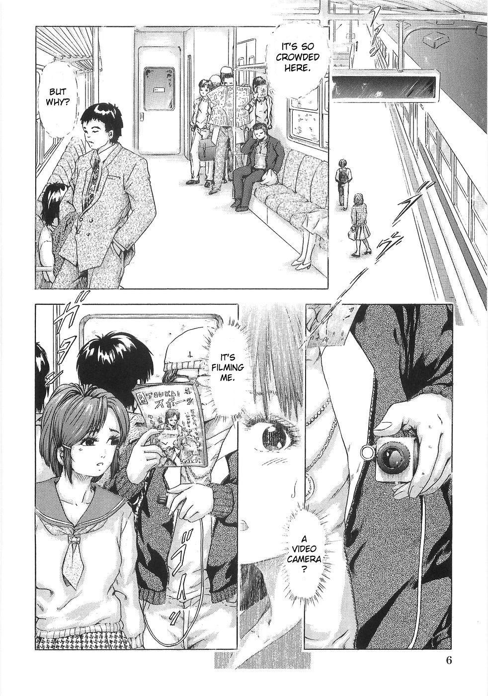 Chikan Tokkyuu - Molester Limited Express Ch. 1 3