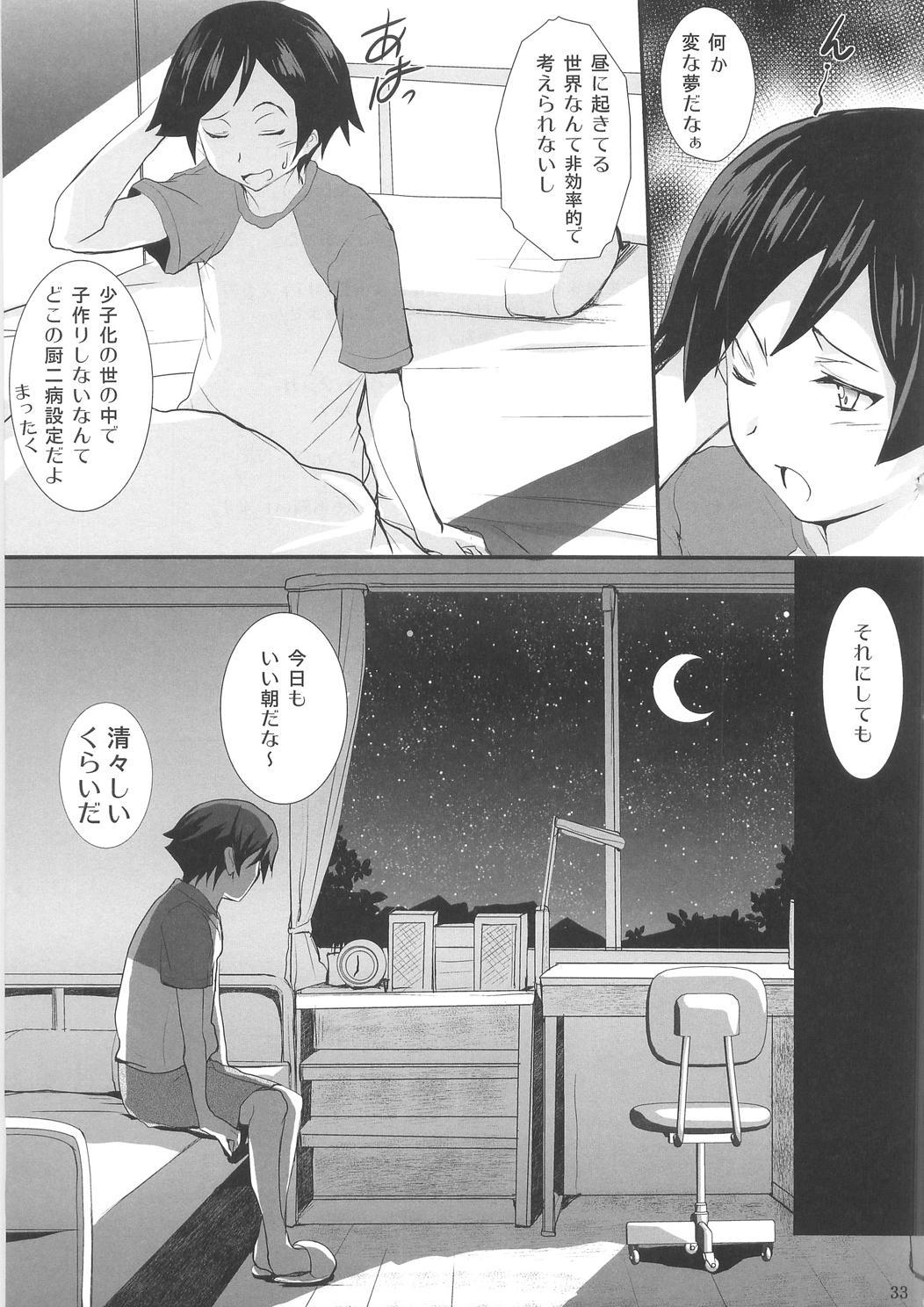 Ore no Imouto ga Shiki na Wake ga Nai 32