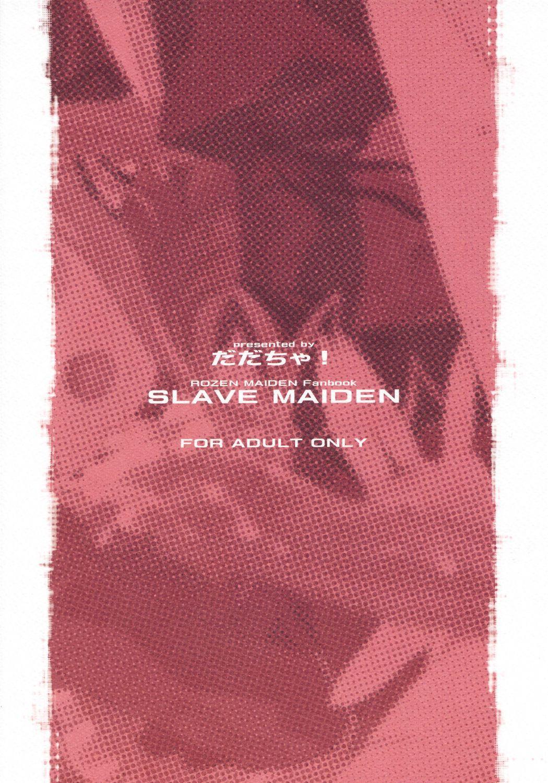SLAVE MAIDEN 21