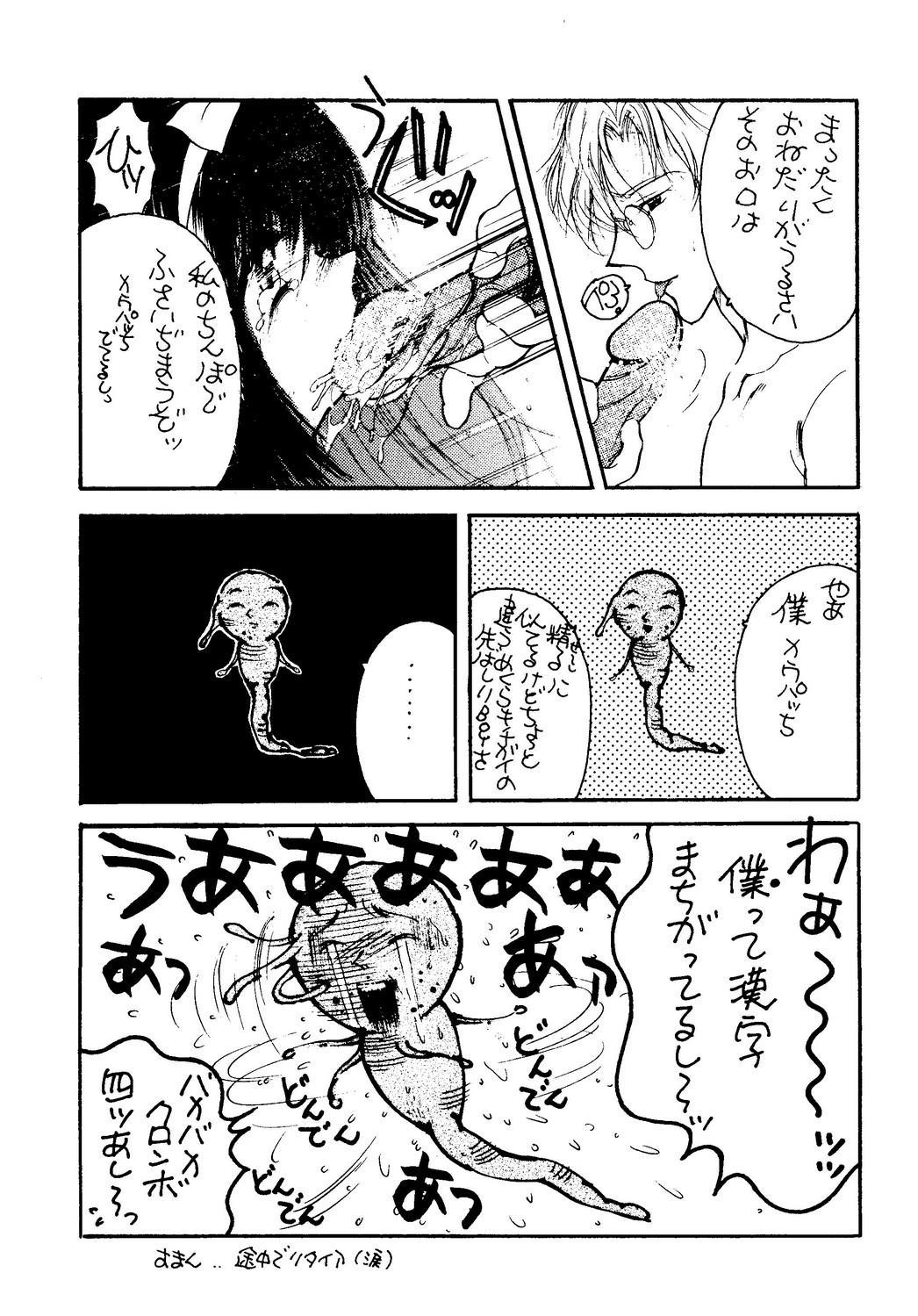 Nikutai Toukon Densetsu Kei 15