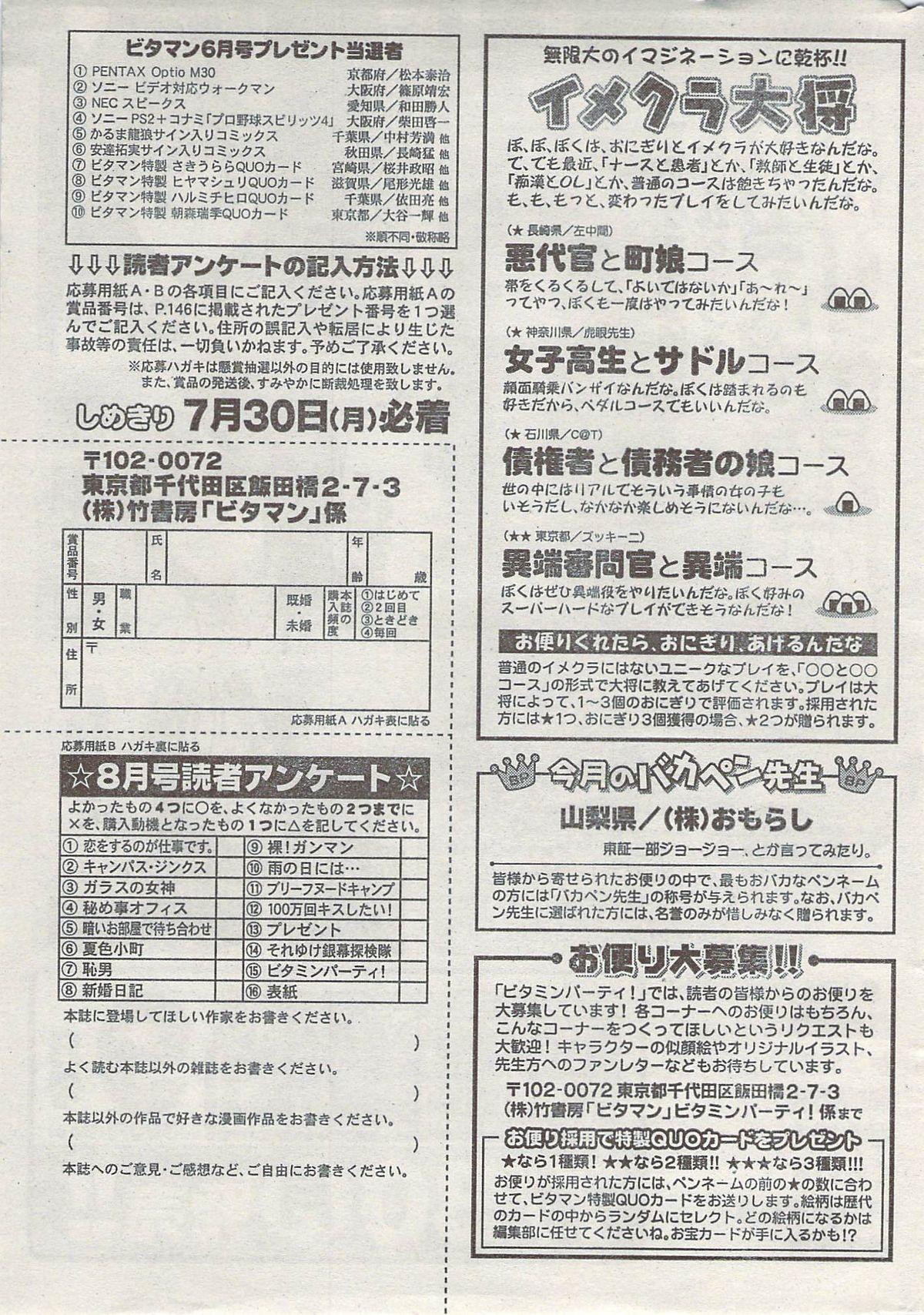 Monthly Vitaman 2007-08 274