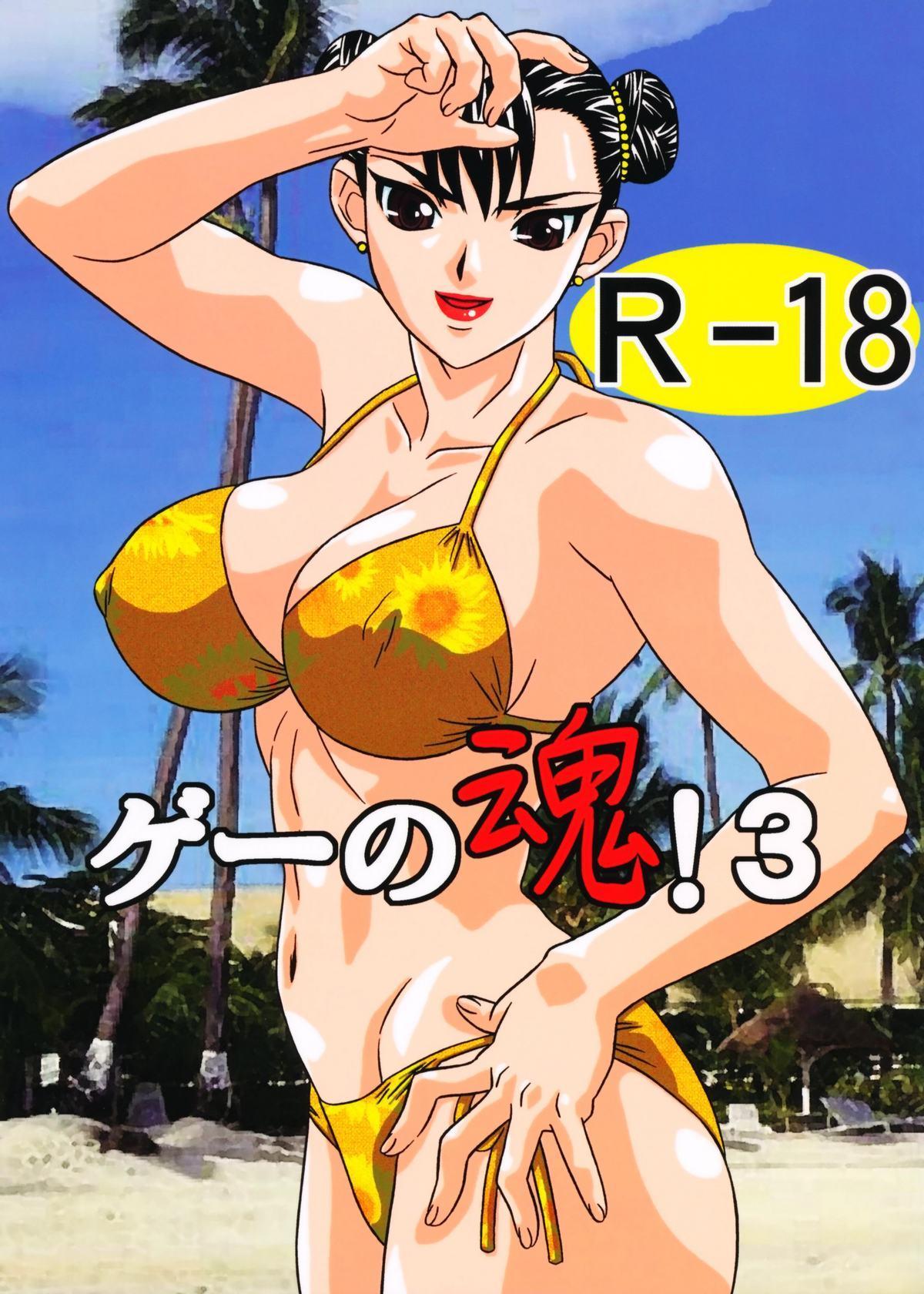 Gee no Tamashii! 3 0