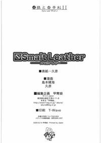Smalt Leather 2